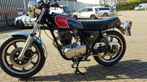 Yamaha SR500 with 2 owners and only 5221 mls