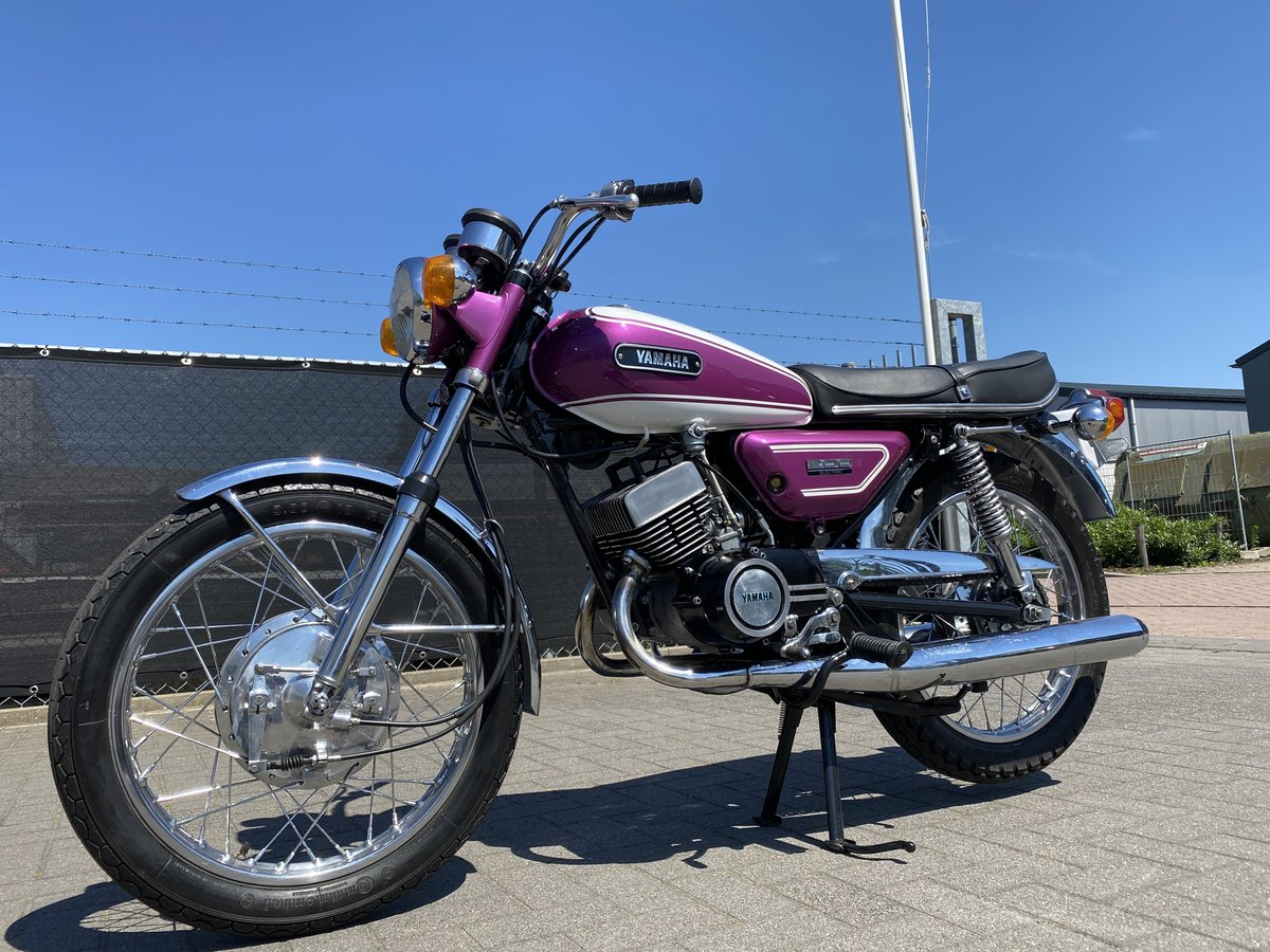 1972 Yamaha CS5 200 Electric  For Sale (picture 1 of 6)