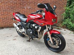 Yamaha Fazer 600, 16K miles