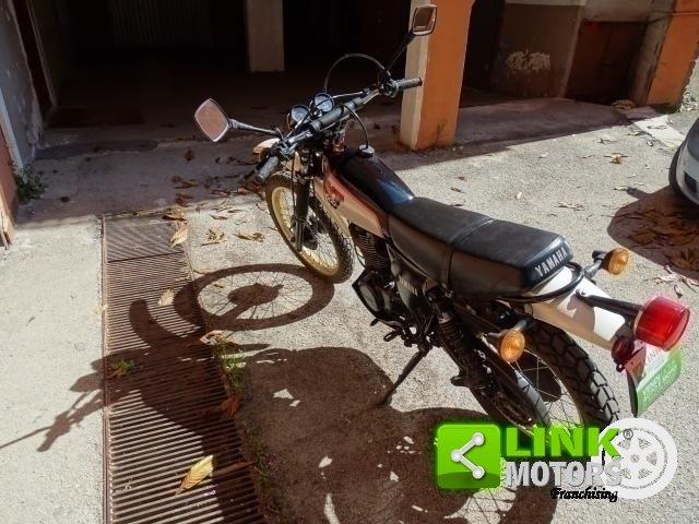 1981 Yamaha XT 500 conservata e originale For Sale (picture 5 of 6)