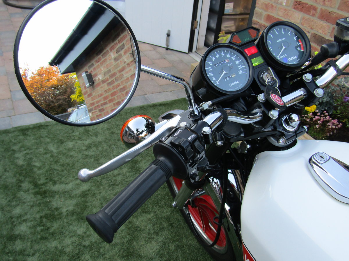 1978 Yamaha RD400 UK Bike Matching Frame + Engine SOLD (picture 6 of 6)