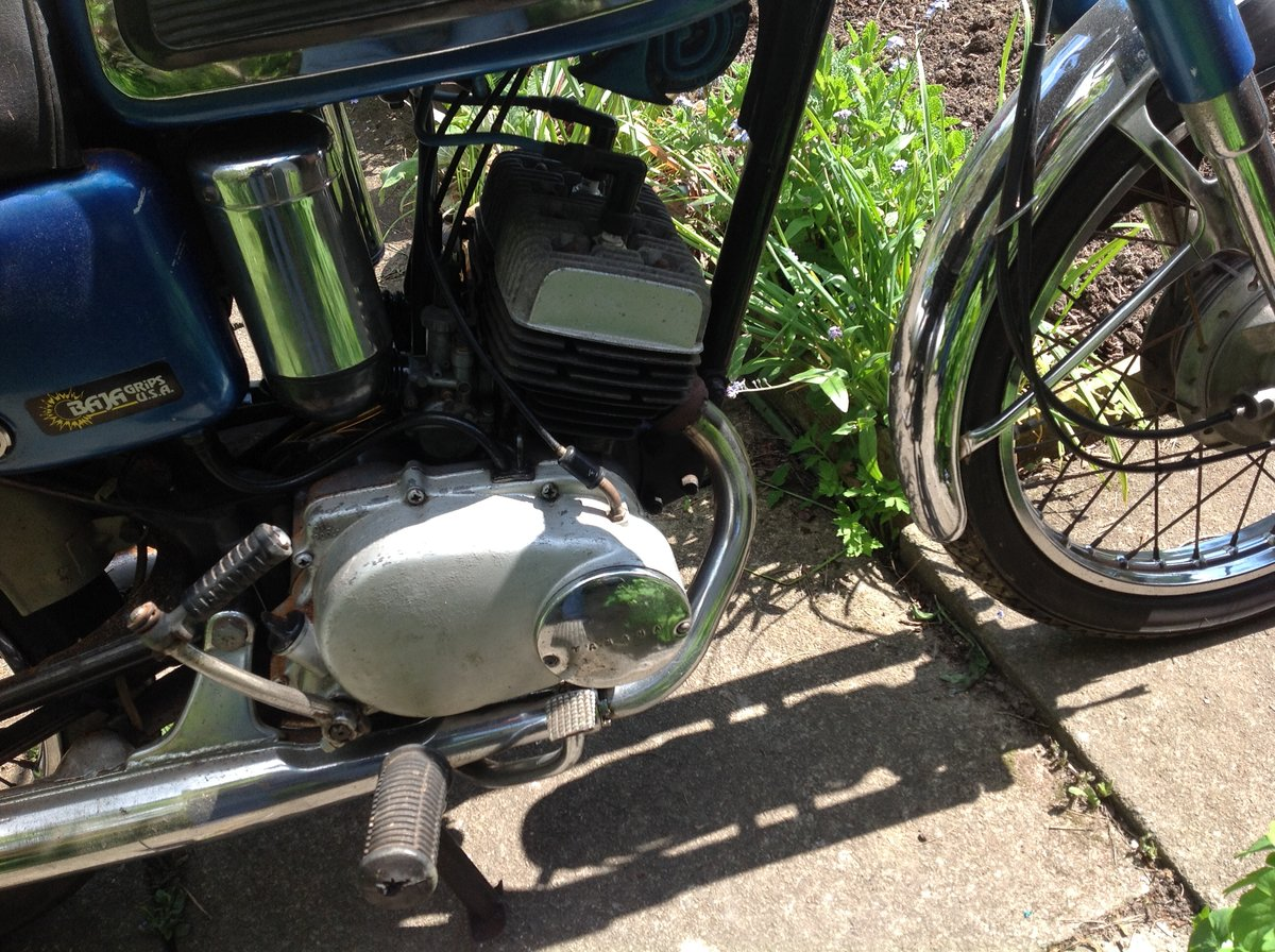 1968 Yamaha 125cc Twin AS1 SOLD (picture 4 of 6)