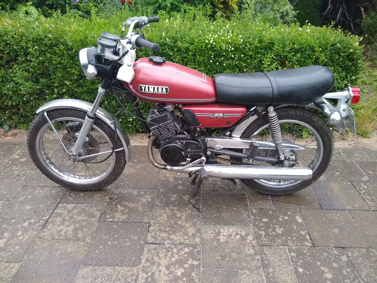 1975 Yamaha RD125  AS3 For Sale (picture 1 of 6)