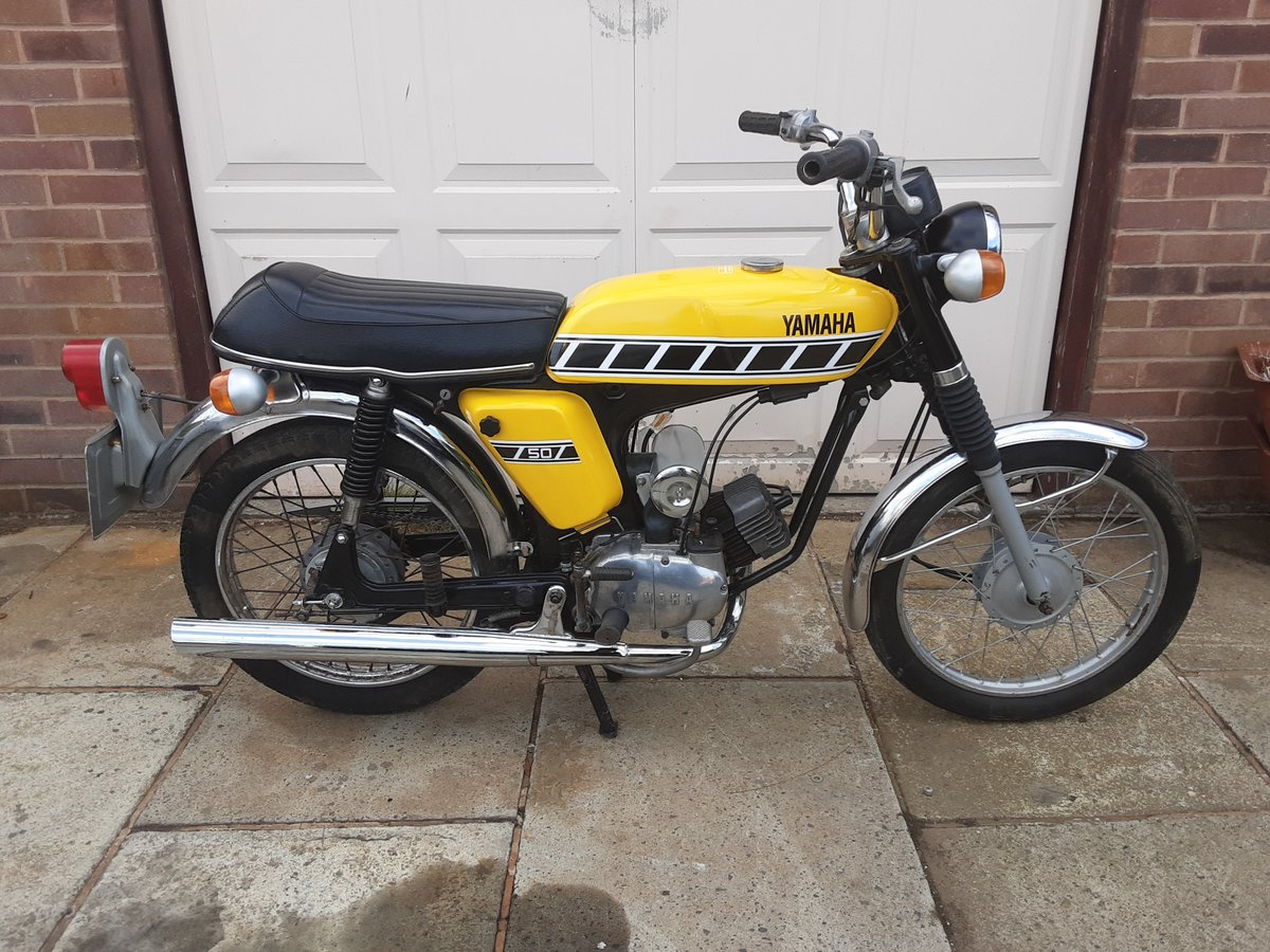 1987 Yamaha  FS1 FS1 E 50CC For Sale (picture 1 of 2)