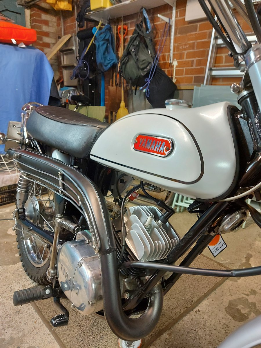 Yamaha AT1 125 Classic