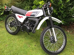 Yamaha DT175MX Restored
