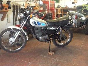 1979 Yamaha DT175