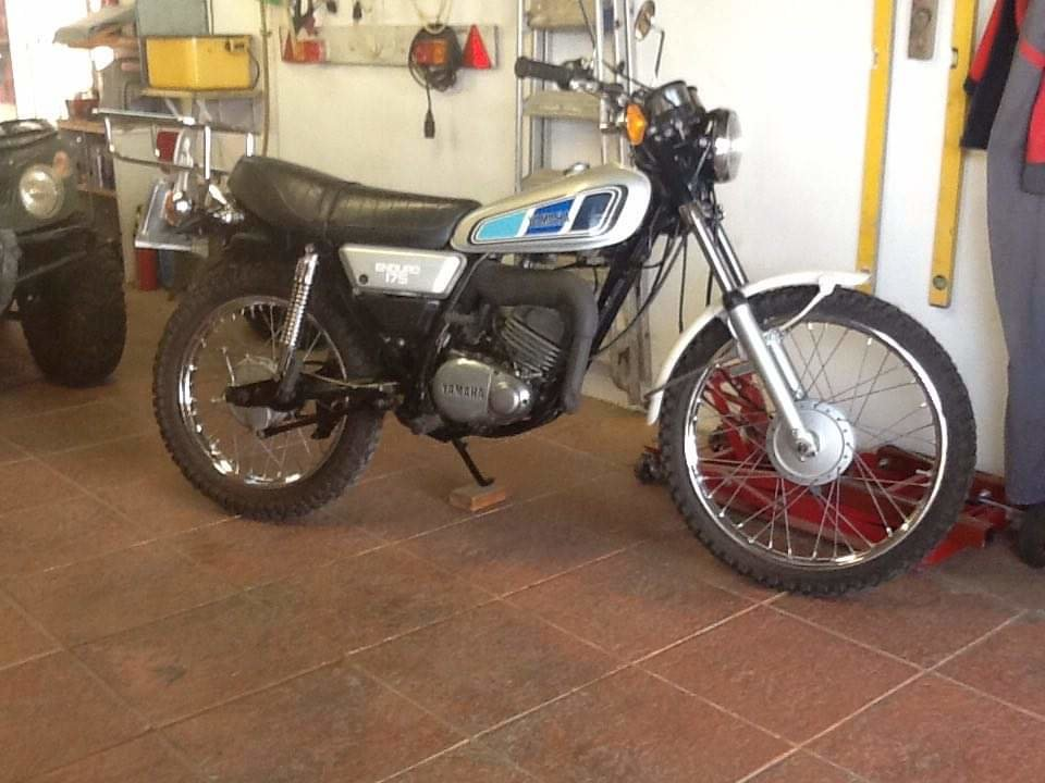 1979 Yamaha DT175  For Sale (picture 2 of 2)