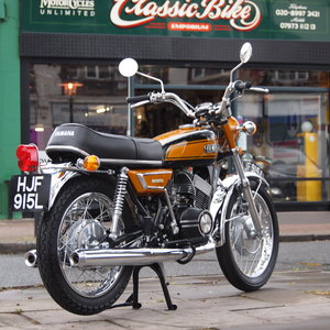 1972 Yamaha YDS7 250 In Concours d'Elegence Condition, BEST. For Sale