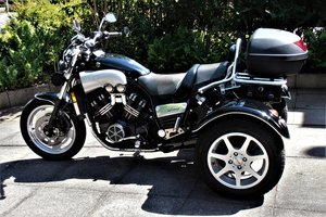 YAMAHA V-MAX FULL POWER TRIKE