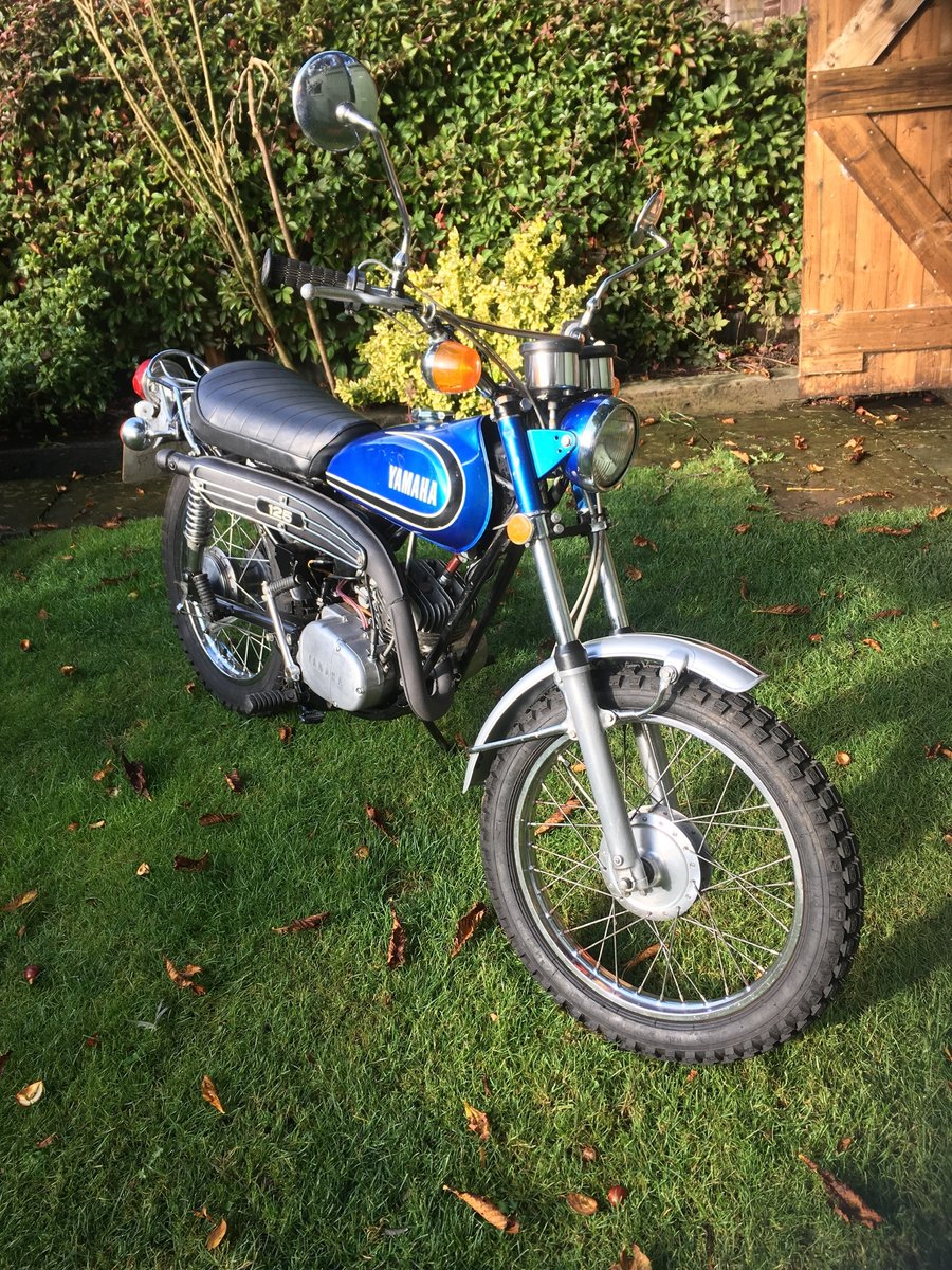 1973 Yamaha at3 125 For Sale (picture 2 of 4)