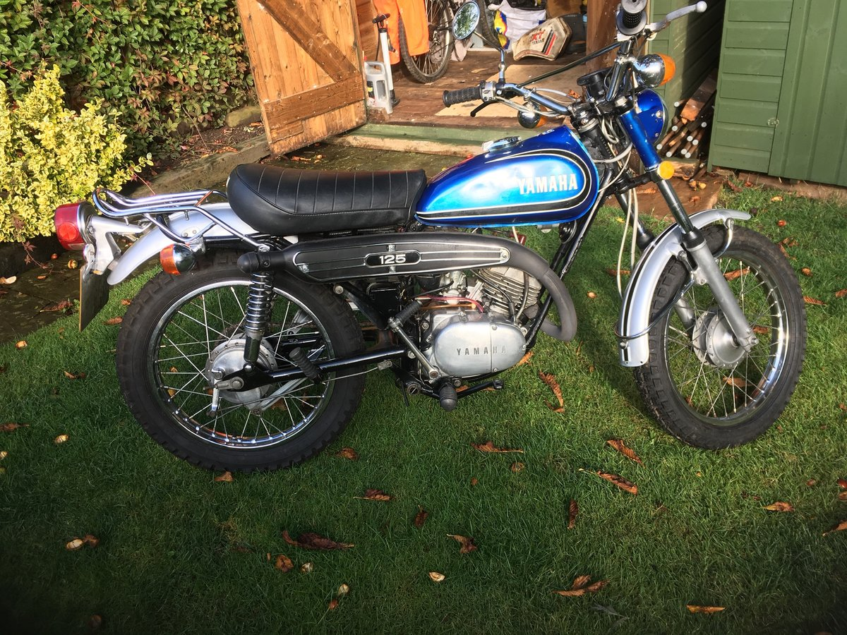 1973 Yamaha at3 125 For Sale (picture 3 of 4)