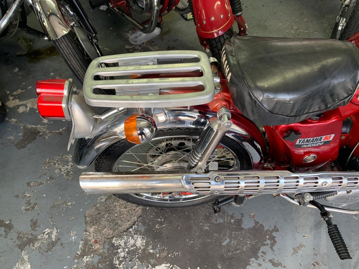 1968 LOVELY LITTLE 60's YAMMY For Sale (picture 6 of 6)