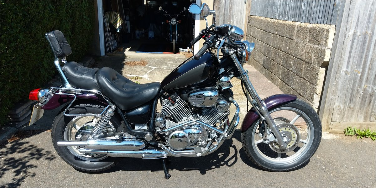 1993 Yamaha XV1100 Virago For Sale (picture 1 of 6)
