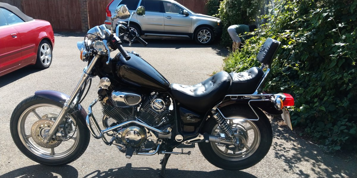 1993 Yamaha XV1100 Virago For Sale (picture 2 of 6)
