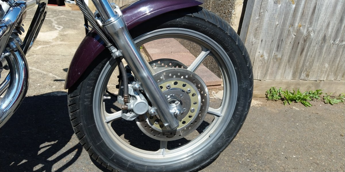 1993 Yamaha XV1100 Virago For Sale (picture 4 of 6)