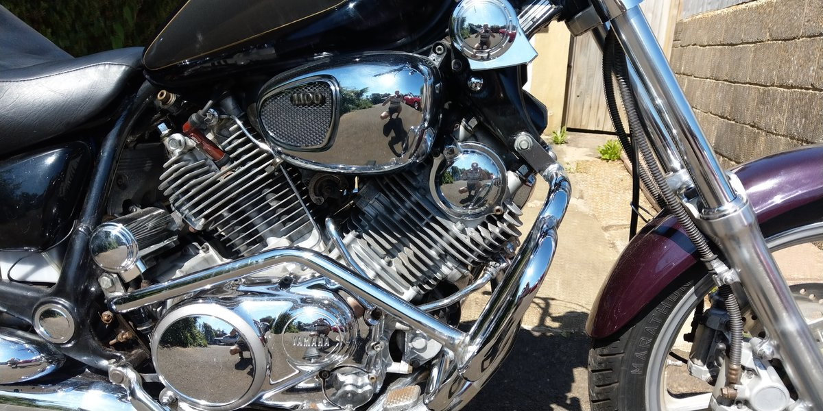 1993 Yamaha XV1100 Virago For Sale (picture 6 of 6)