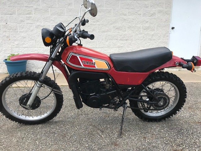 1977 Yamaha DT400 For Sale (picture 4 of 6)