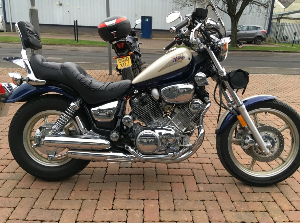 1997 Yamaha Virago XV1100  For Sale (picture 1 of 6)