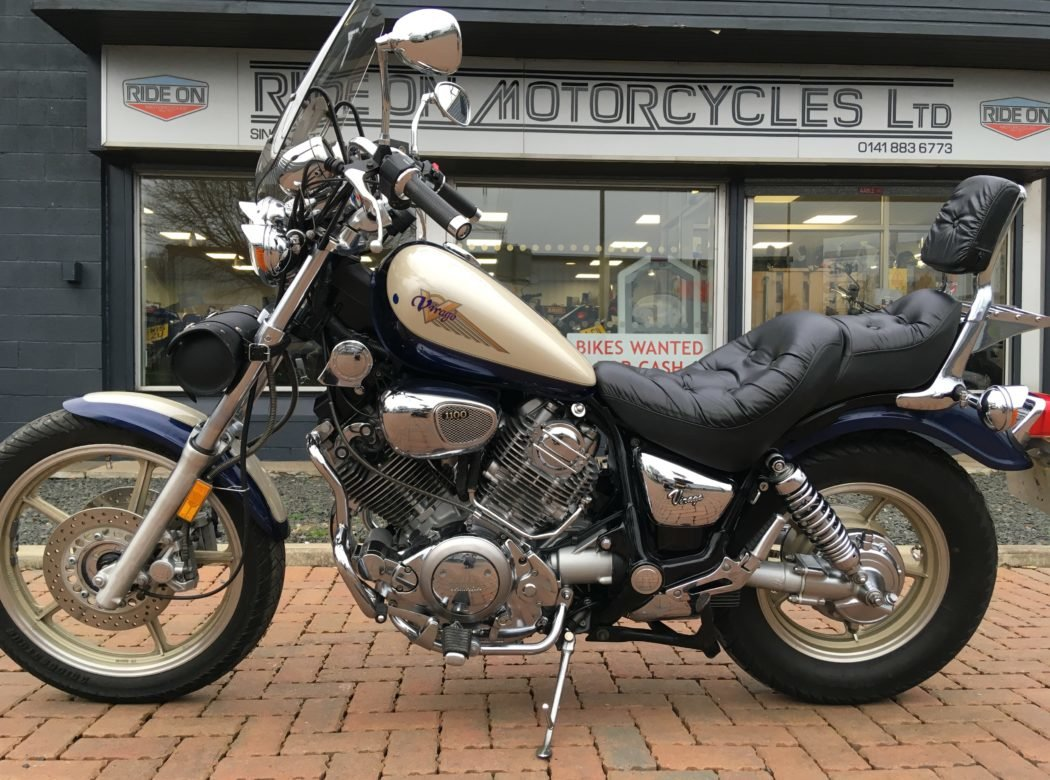 1997 Yamaha Virago XV1100  For Sale (picture 2 of 6)