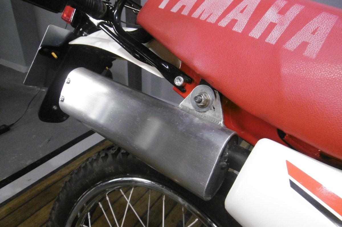 1994 Yamaha DT50MX DAKAR full restoration  For Sale (picture 2 of 6)