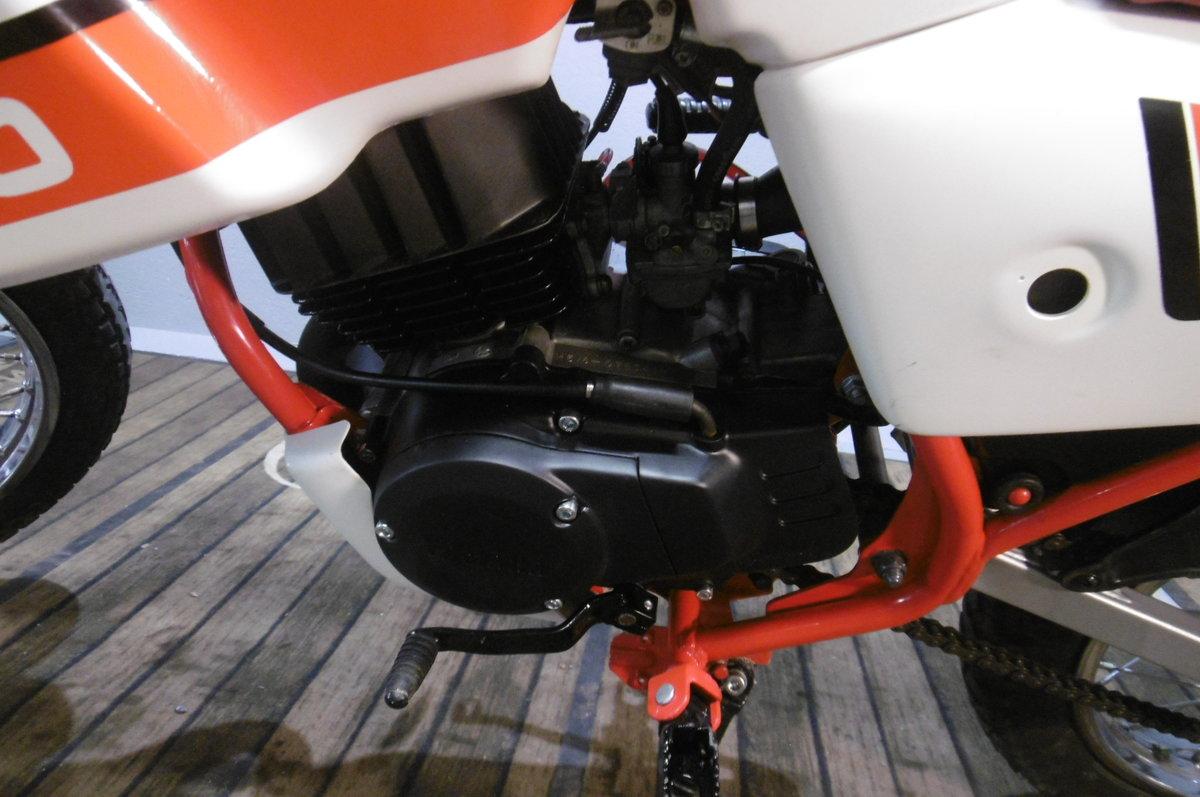 1994 Yamaha DT50MX DAKAR full restoration  For Sale (picture 4 of 6)
