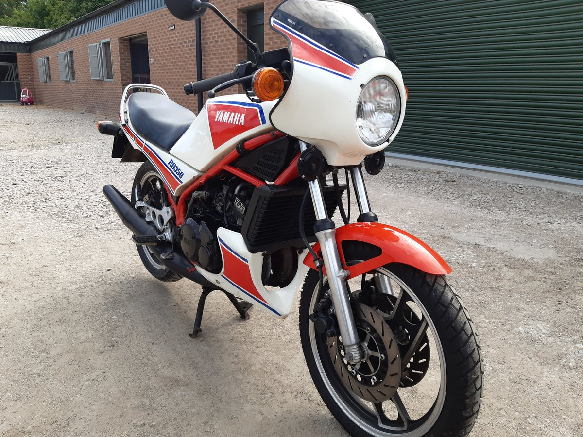 1983 Yamaha RD350lc YPVS SOLD (picture 4 of 6)