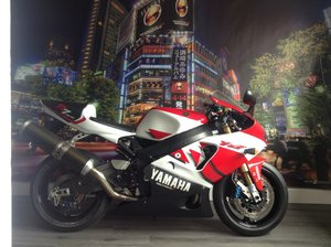 Yamaha R7 OW-02 420/500. 855 Miles