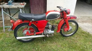 Yamaha YF1 50cc 1965 running well