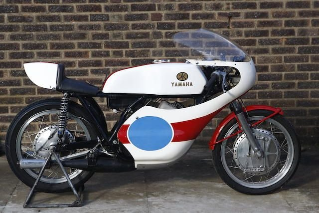 1972 YAMAHA 350CC TR3 RACING MOTORCYCLE (LOT 448) SOLD by Auction (picture 1 of 1)
