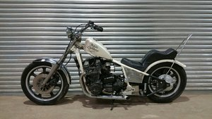 YAMAHA XS1100 HARDTAIL LOW RIDER CHOPPER PROJECT