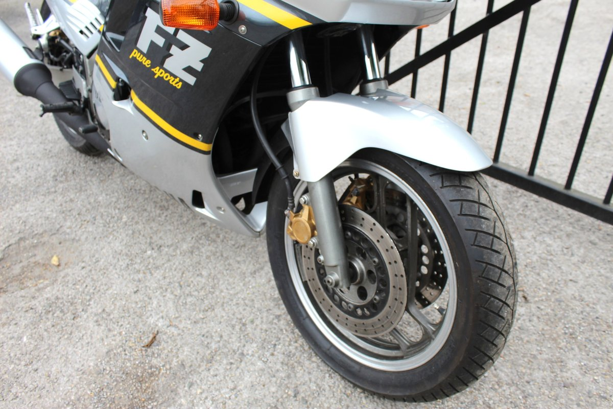 1988 Yamaha FZR 750 cc Genesis  For Sale (picture 3 of 6)