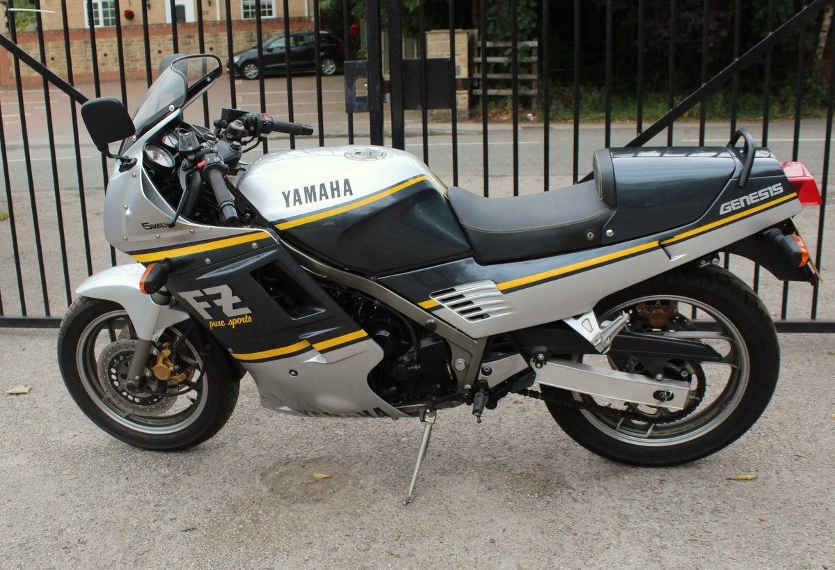 1988 Yamaha FZR 750 cc Genesis  For Sale (picture 4 of 6)