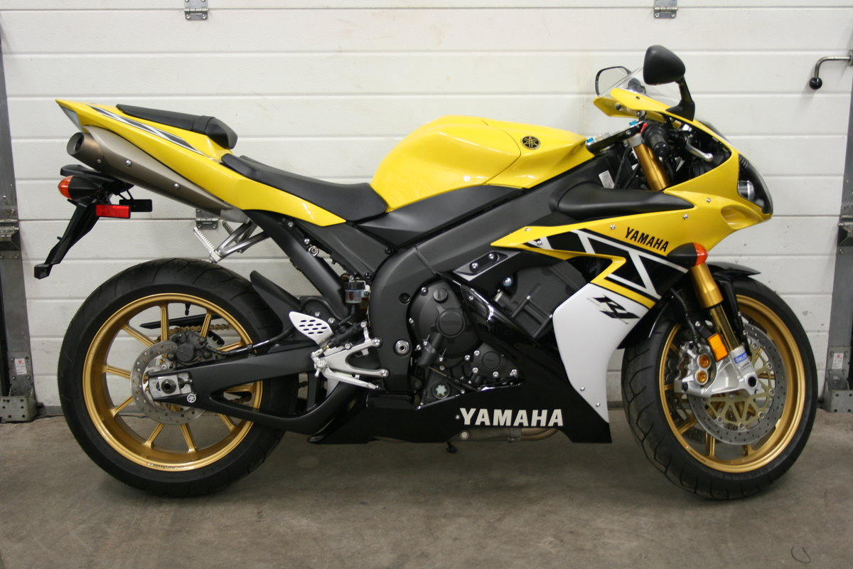 2006 Yamaha YZF R1 LE 50th anniversary BRAND NEW 0miles For Sale (picture 1 of 6)