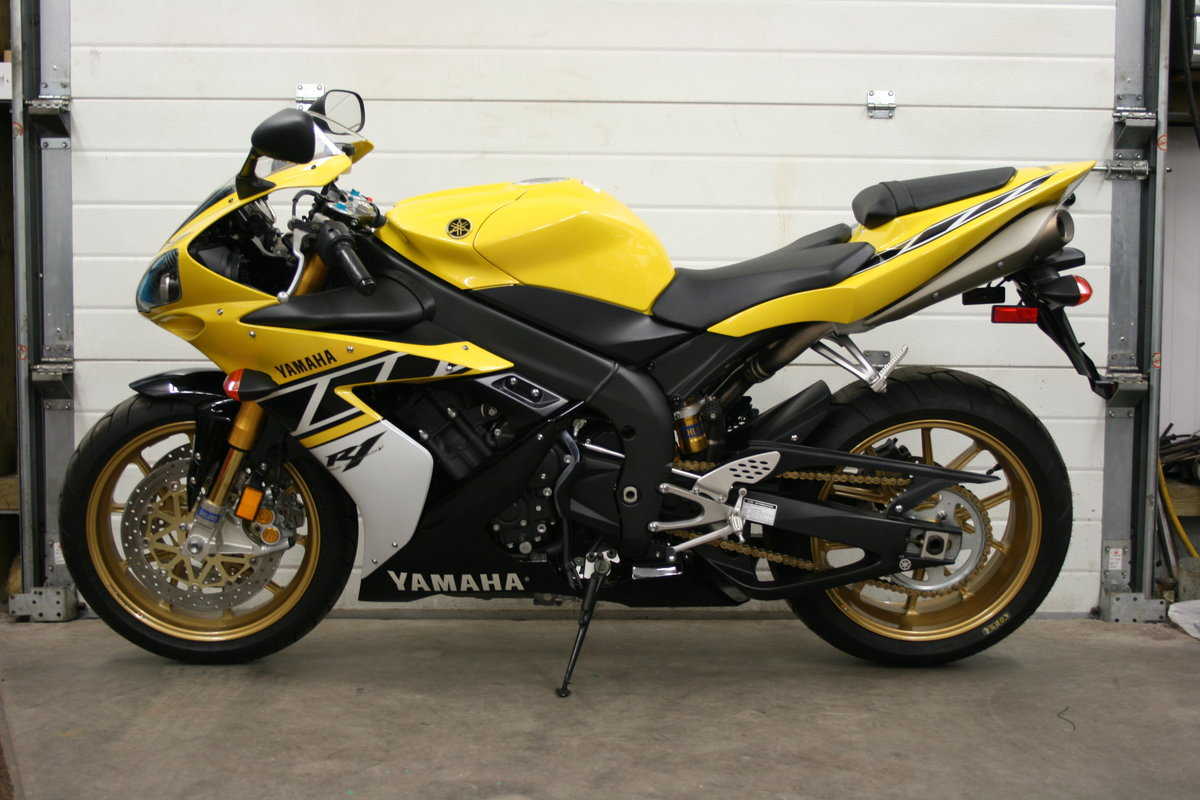 2006 Yamaha YZF R1 LE 50th anniversary BRAND NEW 0miles For Sale (picture 2 of 6)