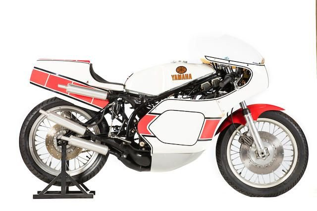 1979 YAMAHA TZ750F RACING MOTORCYCLE (LOT 692) SOLD by Auction (picture 1 of 1)