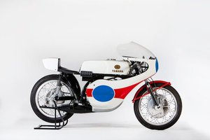 C.1970 YAMAHA 350CC TR2 (SEE TEXT) (LOT 693) For Sale by Auction