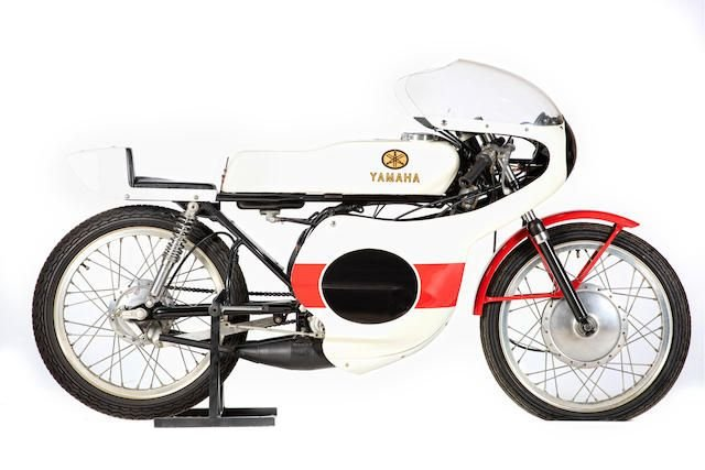 C.1973 YAMAHA TA125 GRAND PRIX RACING MOTORCYCLE (LOT 694) SOLD by Auction (picture 1 of 1)