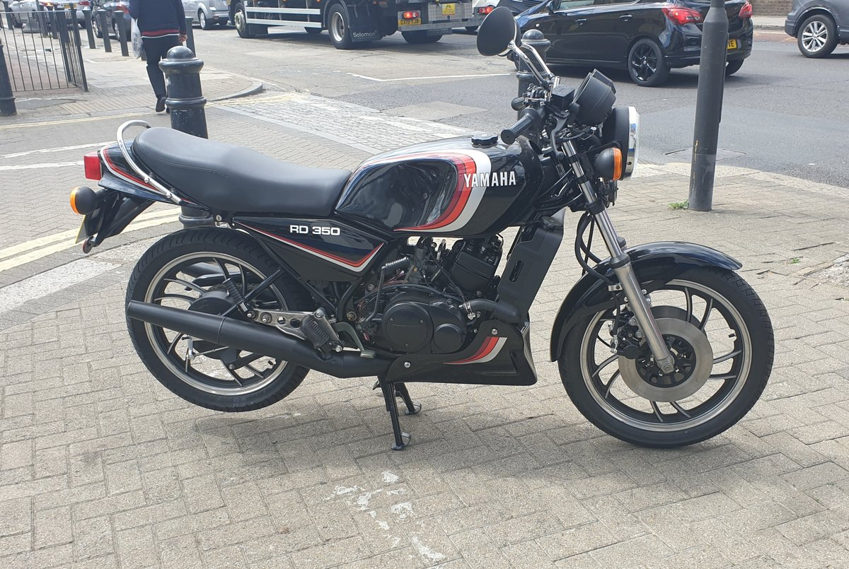 1982 Yamaha RD350LC ******* Provisionally SOLD ******  SOLD (picture 6 of 6)