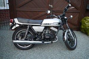 Yamaha RD400 e