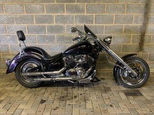 2002 Yamaha XVS1100A DragStar