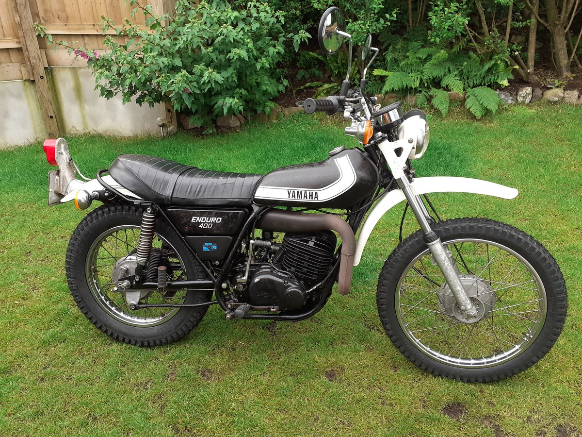 1977 Yamaha Dt400b For Sale (picture 2 of 6)