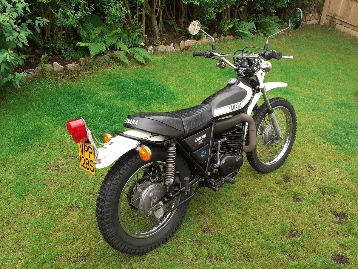 1977 Yamaha Dt400b For Sale (picture 3 of 6)
