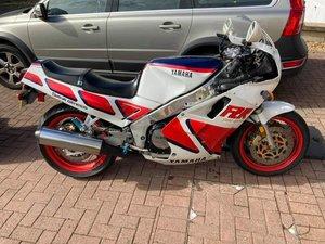 Superb Yamaha Genesis 1000 classic superbike