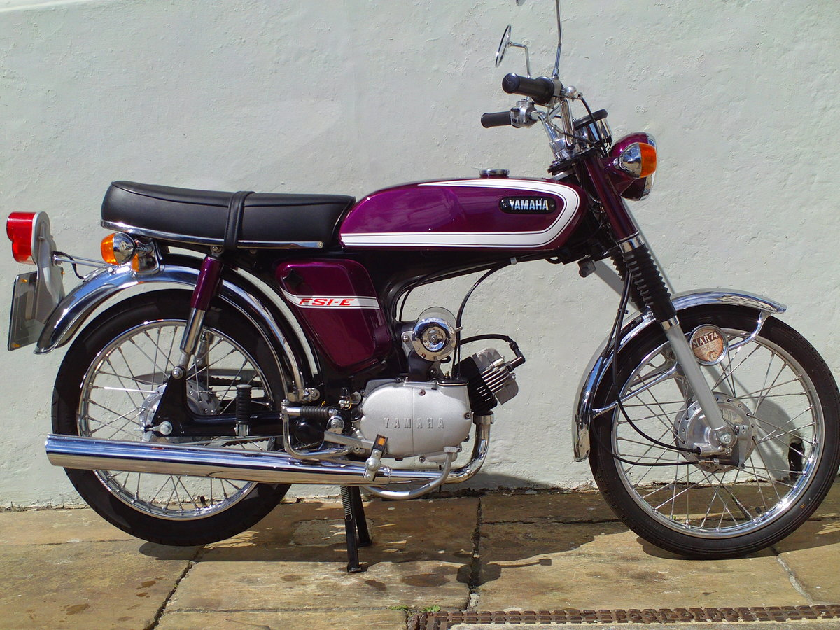 1974 YAMAHA FS1E For Sale (picture 1 of 5)