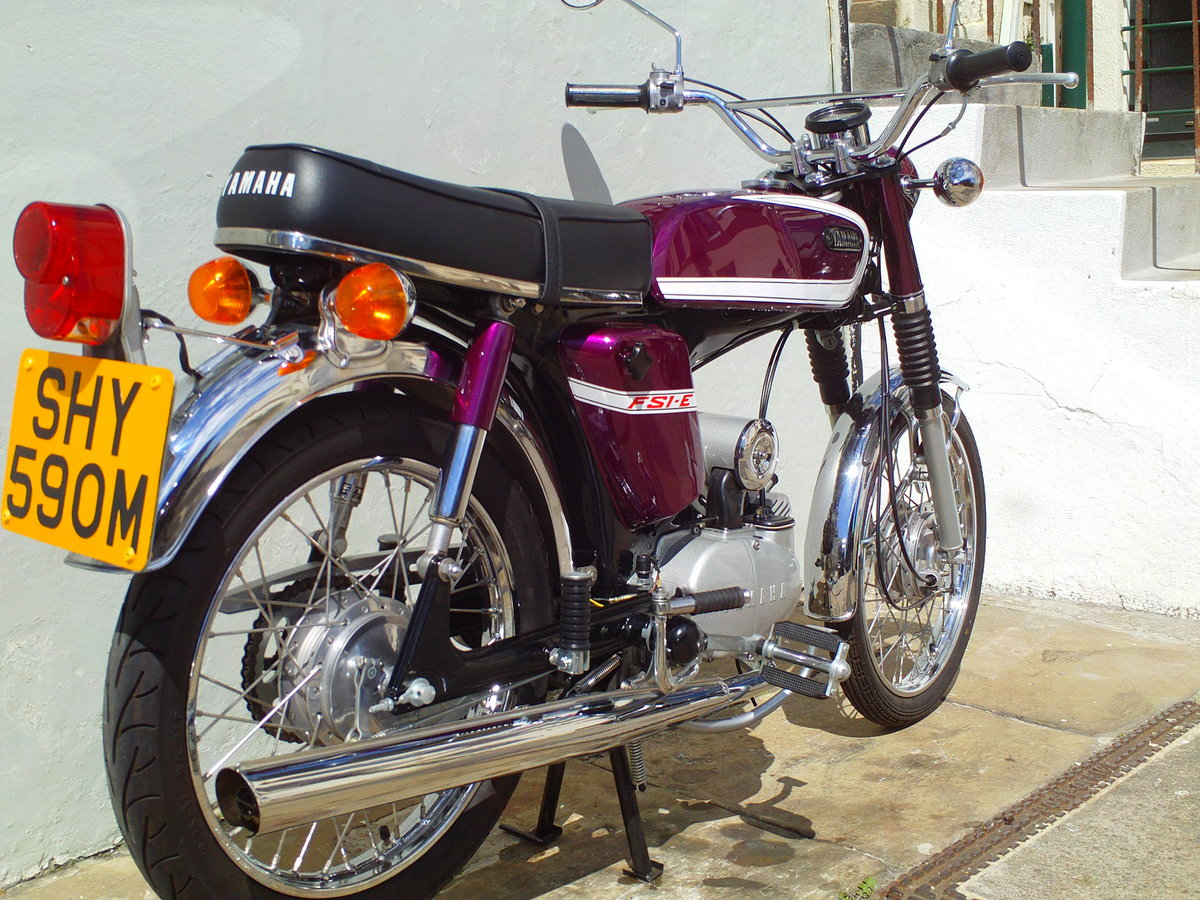 1974 YAMAHA FS1E For Sale (picture 2 of 5)