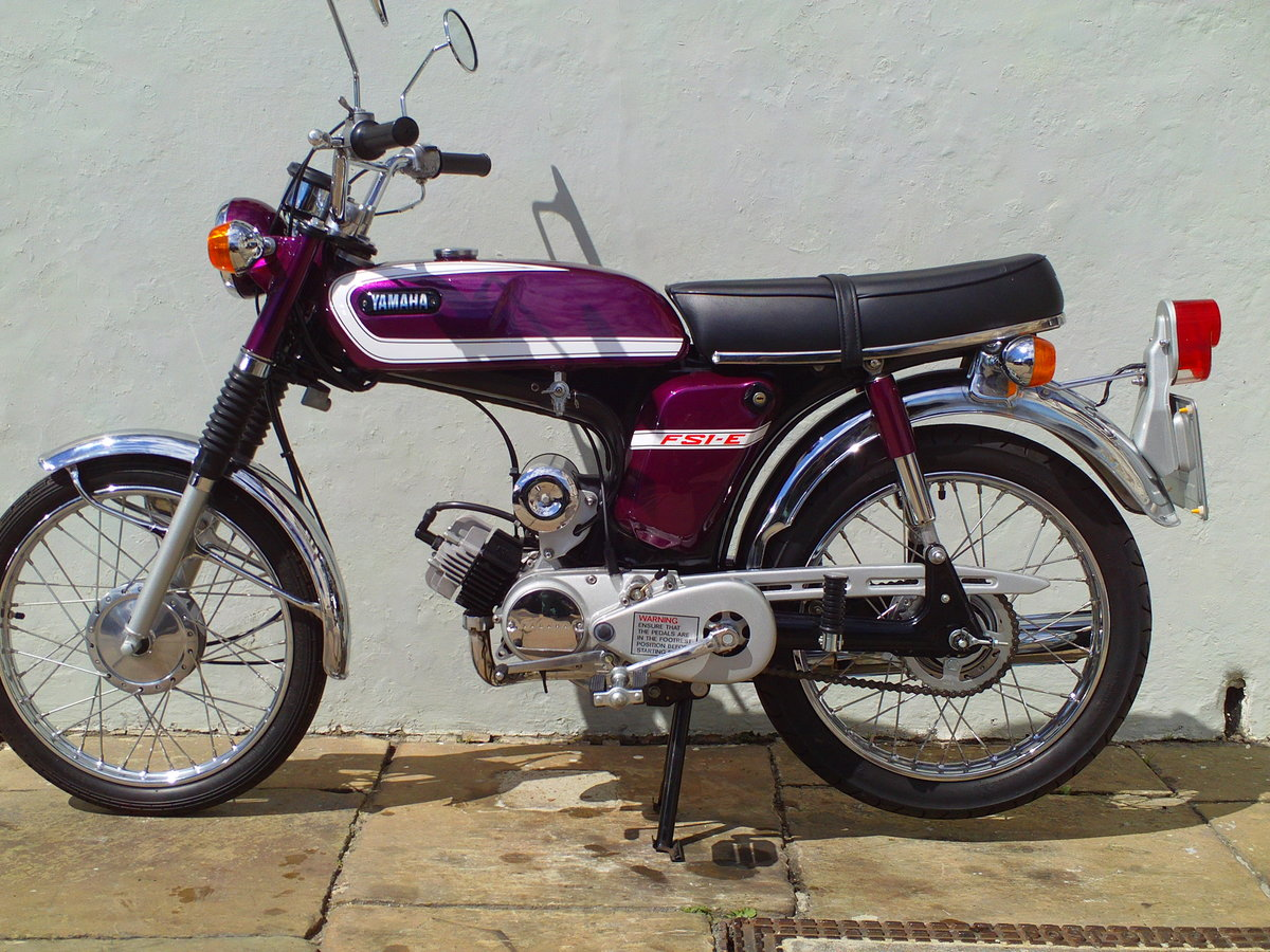 1974 YAMAHA FS1E For Sale (picture 3 of 5)