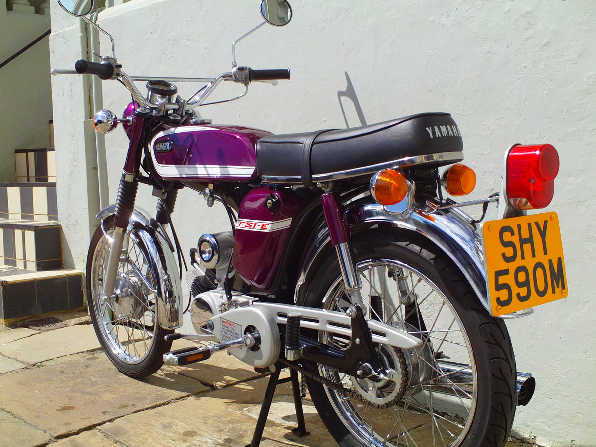 1974 YAMAHA FS1E For Sale (picture 4 of 5)