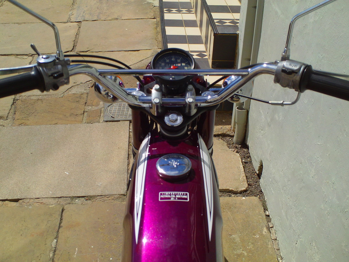1974 YAMAHA FS1E For Sale (picture 5 of 5)