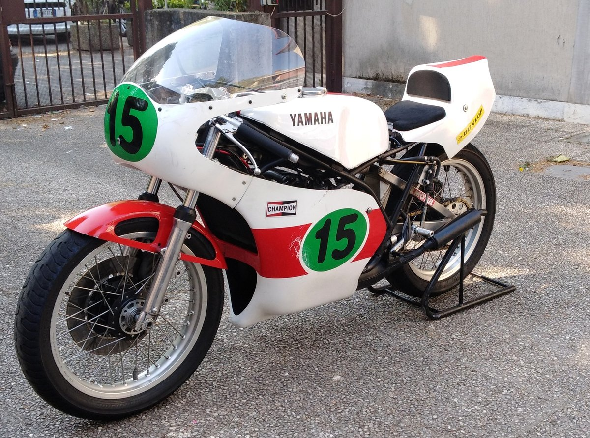 1979 Yamaha TZ 250 GP For Sale (picture 1 of 6)